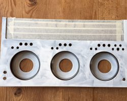 Plastic Primer on chassis and rings
