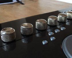 New encoder knobs